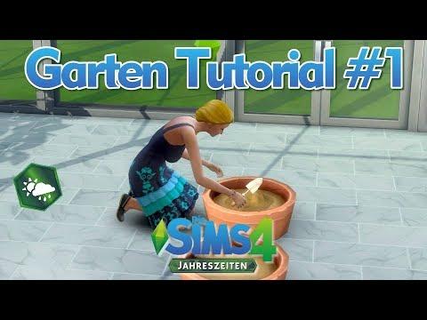 Das Neue Gärtnern In Sims 4 Garten Tutorial 1 überblick Samen