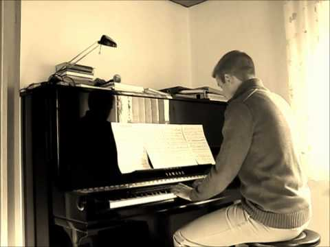 "Michael Bolton's ""Go The Distance"" - Piano Cover"