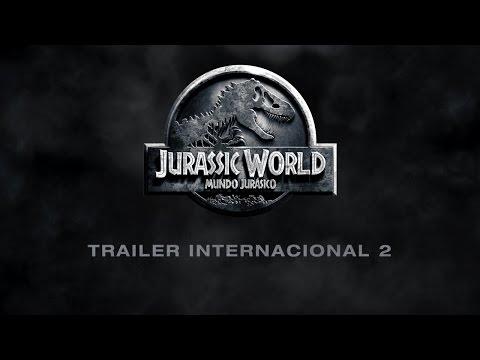 JURASSIC WORLD (Mundo Jurásico)   Trailer 2 subtitulado (HD)