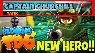 How good is captain churchill hero on chimps mode