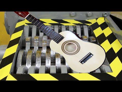 Experiment Shredding Guitar