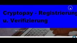 Bitcoin kaufen - Cryptopay Registrierung & Verfizierung
