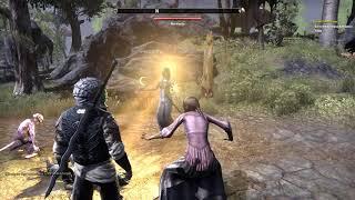 Egy kis MMORPG a sok fps mellé...Elder Scrolls Online