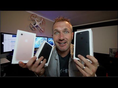 Returning my iPhone 7 Plus
