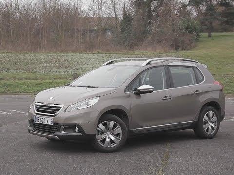 Фото к видео: Essai Peugeot 2008 1.2 VTi 82 ETG5 Allure 2014