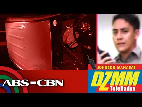 DZMM TeleRadyo: 2 bata patay, 14 sugatan sa aksidente sa STAR Tollway
