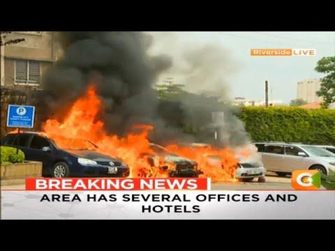 חשד לפיגוע במלון בניירובי בירת קניה