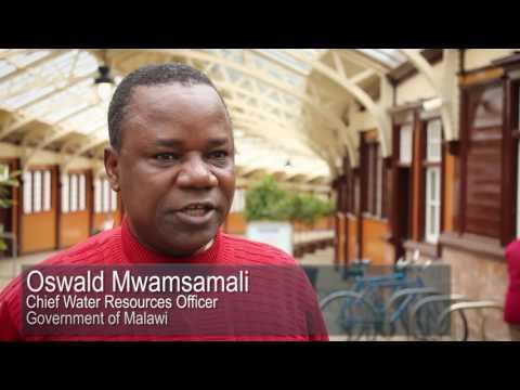 CJF Water Policy Exchange Malawi-Scotland