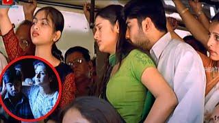 Ravi Krishna & Sonia Agarwal Blockbuster Movie Ultimate Interesting Love Scene | Cinema Theater