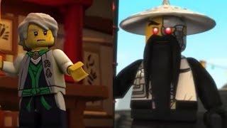 Tributo a Sensei Gramadon y Evil Wu/ Ninjago thumbnail
