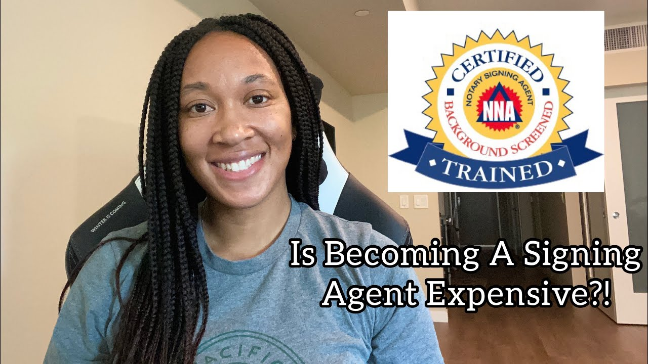 Download Officially A NNA Certified Signing Agent    What's Next?    How Much I've Spent So Far