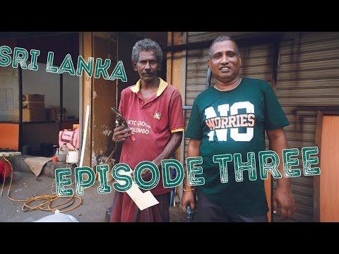 SRI LANKA - EPISODE THREE (transport, life, market, culture) | SVIATIMAGE