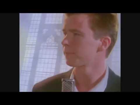 Rick Astley - Never Gonna Cheek You Breek