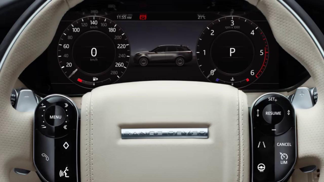 Range Rover Velar 18my