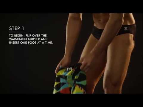 81572fb0cf TYR - How To Put On Your Tech Suit - Men's - YouTube