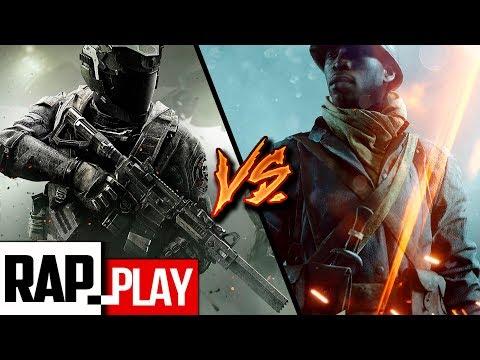 Battlefield 1 vs Infinite Warfare | ROCKSTEP-PLAY | Kronno Zomber| ( Prod. Tunna Beatz )