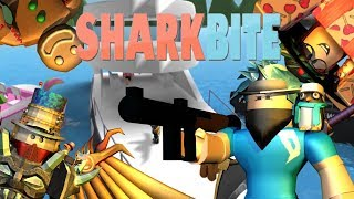 Shark Hunters! | Roblox Sharkbite (FT DanielTheOne, Leo, and Pinkie)