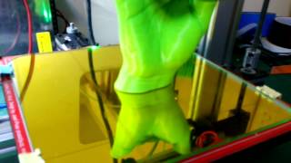 Reprapdiscount Bulldog Extruder Using Prusa Nozzle V1