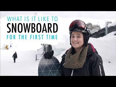 What Is It Like To Learn To Snowboard - Ski Sports Australia