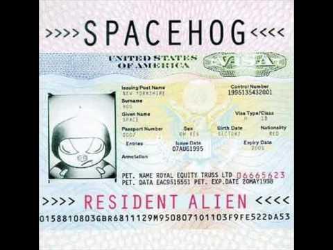 Spacehog - Ship Wrecked