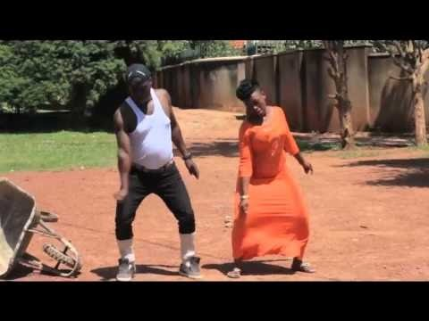 KINGKONG MC OF UGANDA  arguing with the ex girlfriend and inlaws on the phone