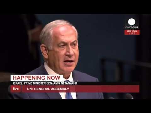 LIVE: Benjamin Netanyahu