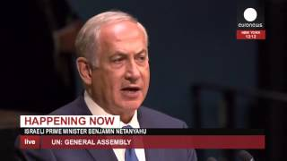 LIVE: Benjamin Netanyahu says Iran nuclear deal makes 'war more likely'