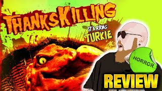 Thankskilling (2009) - Horror Movie Review