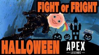 【APEX】ハロウィンイベント〜FIGHT OR FRGHT〜