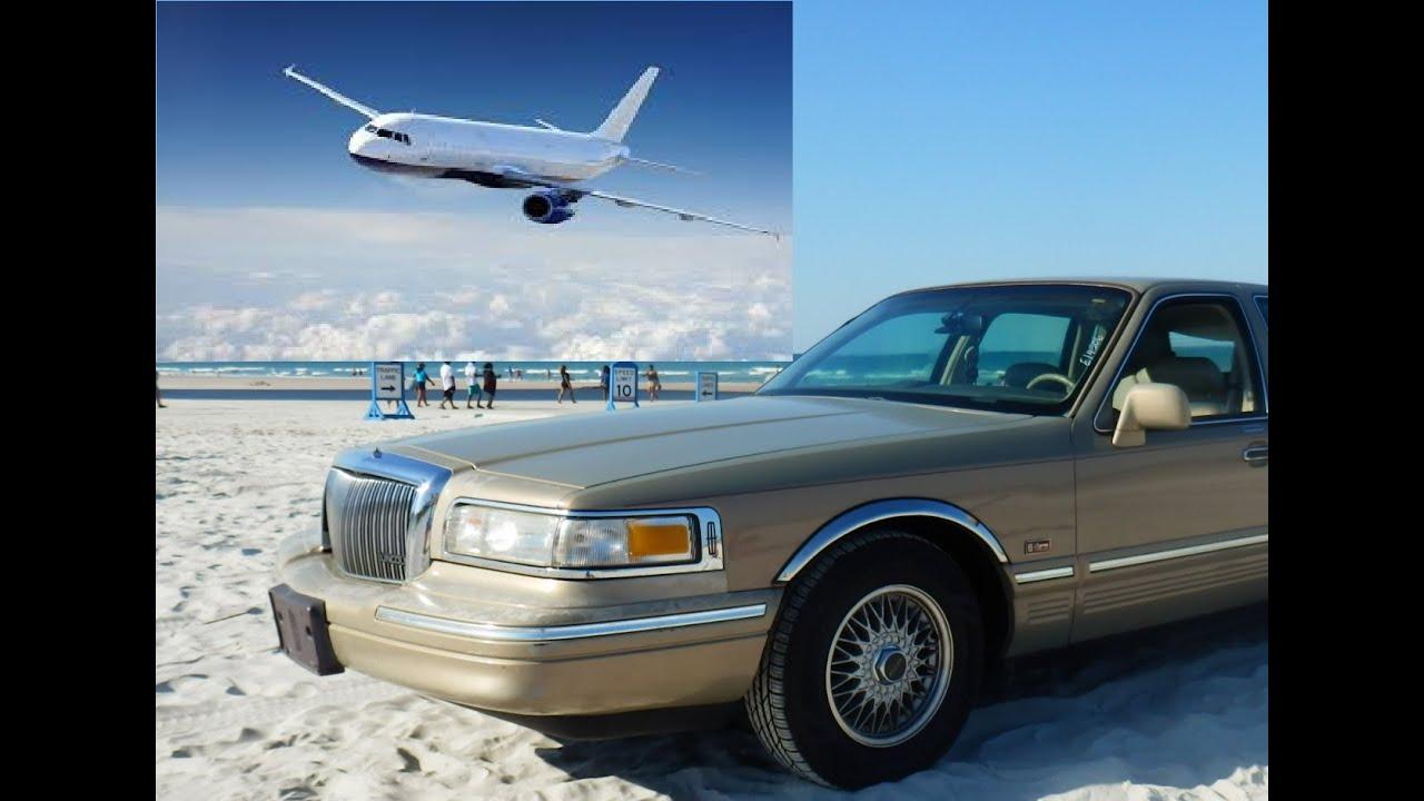 США Флорида/ Что общего у Lincoln и самолета