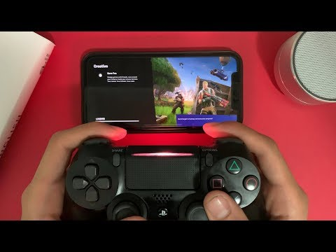 How To Connect PS4 Controller To iPhone on iOS 13