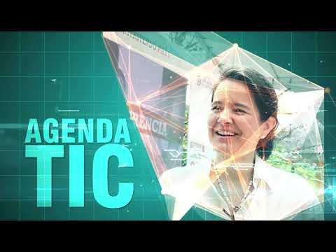 Agenda TIC, Ministra Sylvia Constaín I N9 C48
