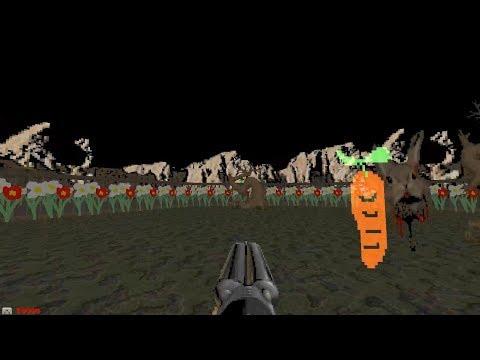 DOOM MOD Rabbit Doom Daisy Revenge By Walter Daimon