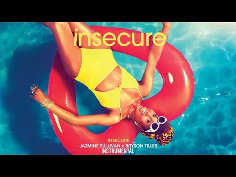 Jazmine Sullivan  Insecure Ft Bryson Tiller Instrumental Remake