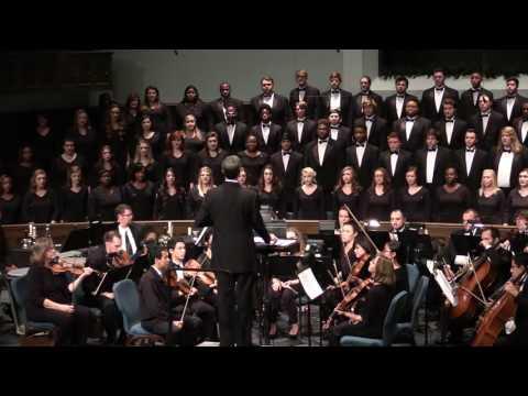 JCJC Concert Choir / Love Came Down at Christmas  arr. howard Helvey b.1968