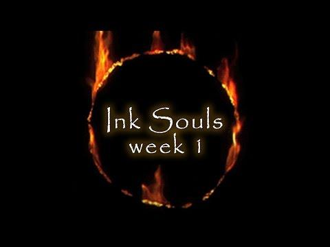 Ink Souls - week 1