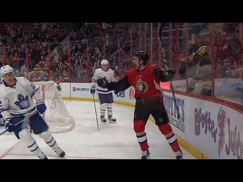 10/21/17 Condensed Game: Maple Leafs @ Senators