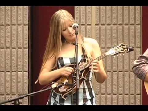 "Ashley Lewis at IBMA 2010 ""Cascade"" .mp4"