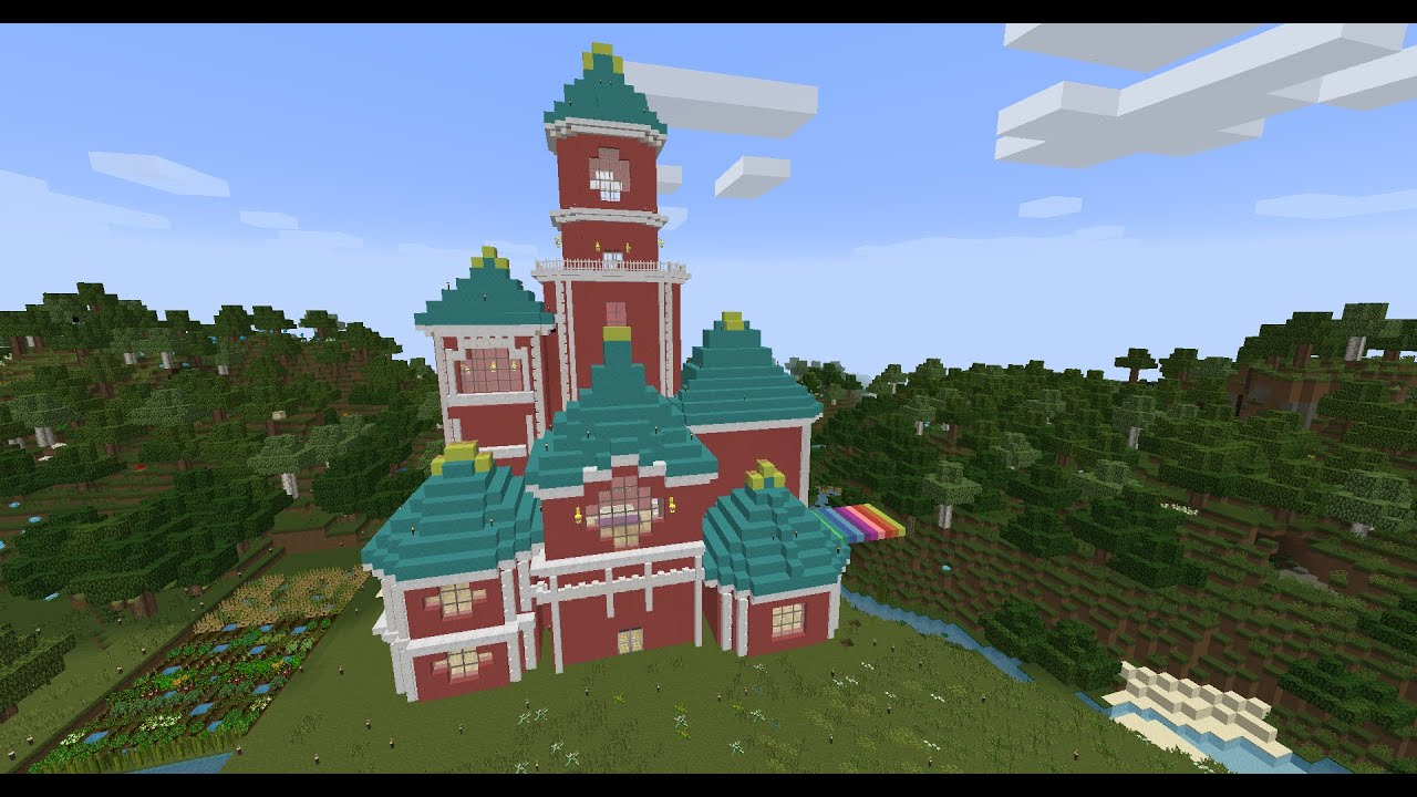 House Building Games Like The Sims Kawaii Minecraft House