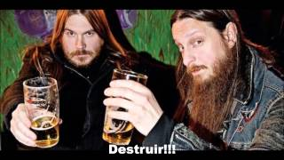 Darkthrone - I am the graves of the 80s (sub-español)