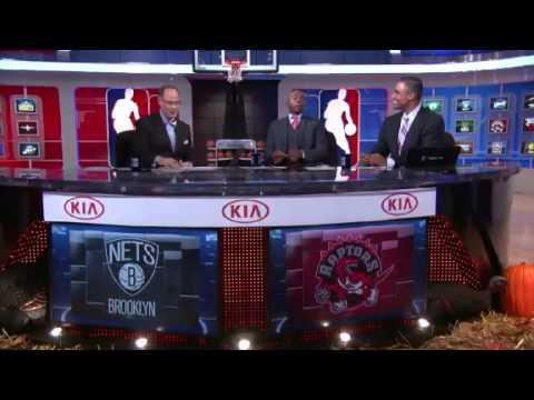 Fan Night: Kidd, Brooklyn Nets | Nets vs Raptors | November 26, 2013 | NBA 2013-14 Season