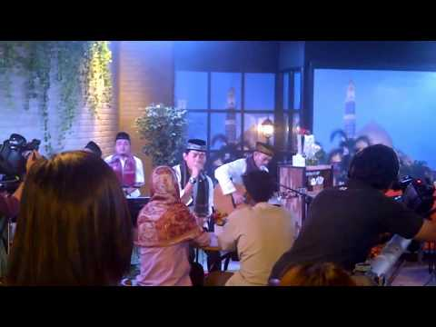 Seventeen - Ramadhan Yang Indah (Cafe Ramadhan Metro TV) 260614