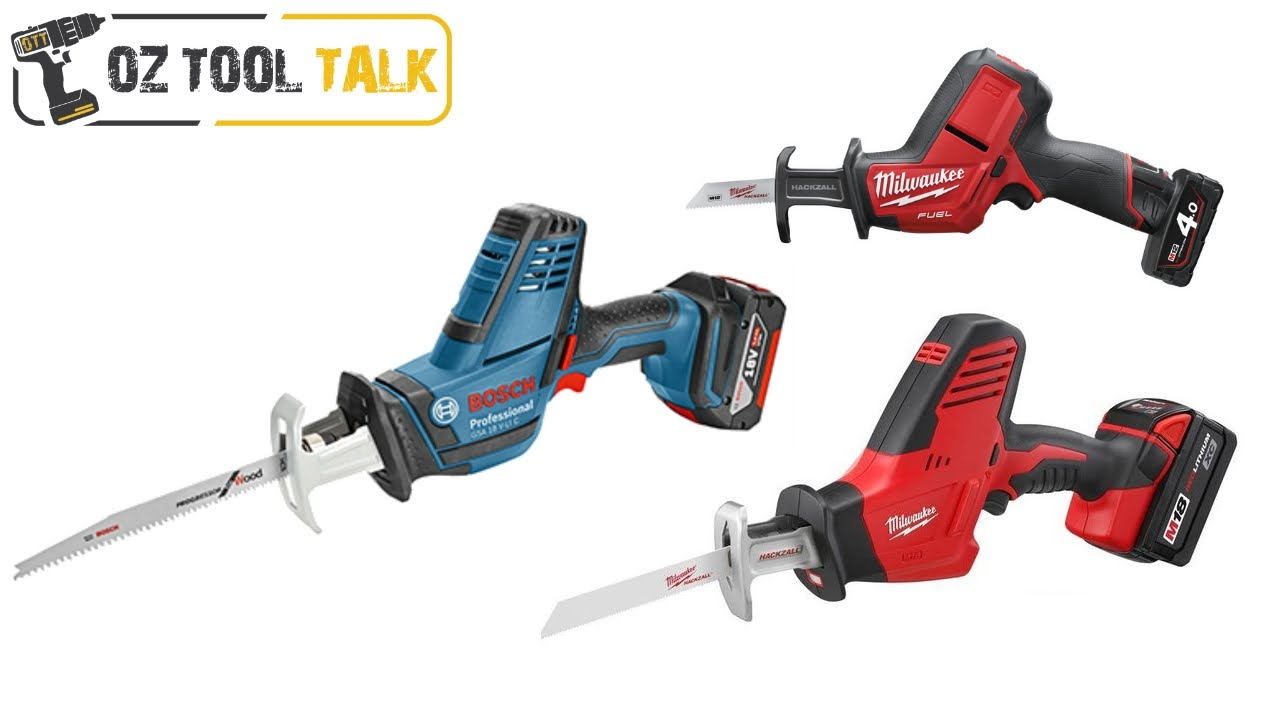 M12™ HACKZALL® Recip Saw (Bare Tool)