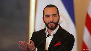 Tensión política en El Salvador por destitución de magistrados y fiscal general de la república