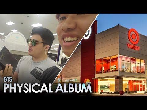 BTS - Love Yourself TEAR 轉 [ Album ] Already at Target?!?!
