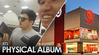 BTS - Love Yourself TEAR 轉 [ Album ] Already at Target?!?!