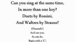 Cats musical jellicle cats lyrics youtube cats musical jellicle cats lyrics stopboris Choice Image