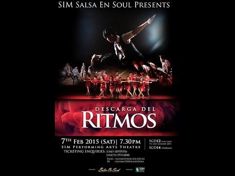 SIM Salsa En Soul Presents: DESCARGA DEL RITMOS!!!