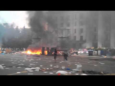 Новое  Одесса сейчас  02 05 2014  Куликовое поле / New  Odessa now  02 05 2014  the Kulikovoe field