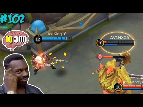 Mobile Legends WTF | Funny Moments Episode 102